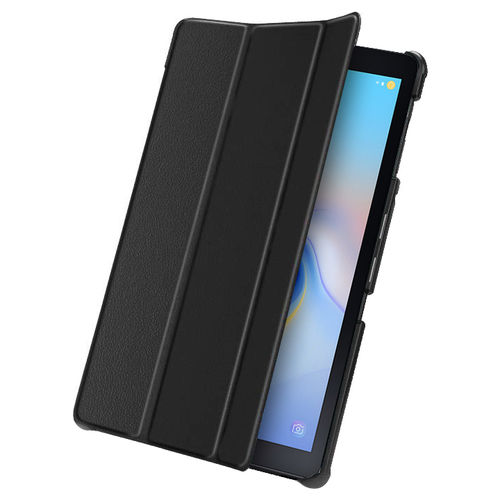 Trifold Smart Case Stand for Samsung Galaxy Tab A 10.5 (2018) - Black
